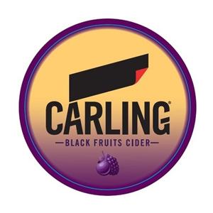 Carling Black Fruits 4.0% 50l