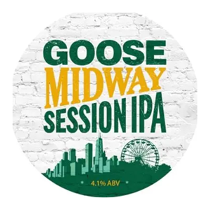 Goose Island Midway 4.1% 30l