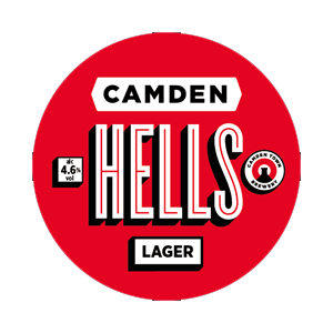 Camden Hells 4.6% 30l