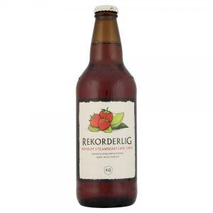 Rekorderlig Strawberry & Lime 4.0% 15x500ml