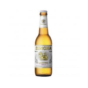 Singha Beer 5.0% 24x330ml
