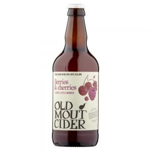 Old Mout Cider Summer Berries 4.0% 12x500ml