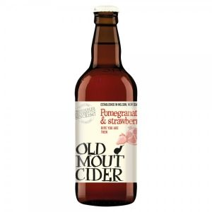 Old Mout Pomegranate & Strawberry 4.0% 12x500ml