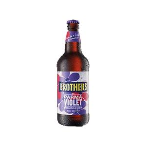 Brothers Parma Violet Cider 4.0% 12x500ML