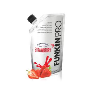 Funkin Strawberry Puree 0.0% 5x1kg