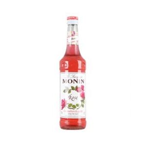 Monin Rose Syrup 70cl