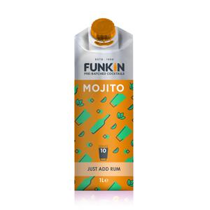 Funkin Mojito 0.0% 6x1l