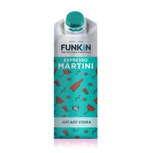 Funkin Espresso Martini 0.0% 6x1l