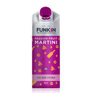 Funkin Passionfruit Martini 0.0% 6x1l